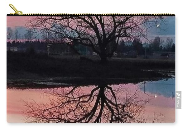 Serenity At Sunset Carry-all Pouch