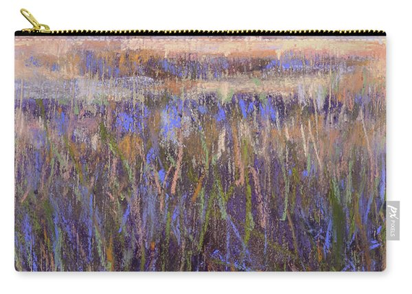 Serenity In Blue Carry-all Pouch