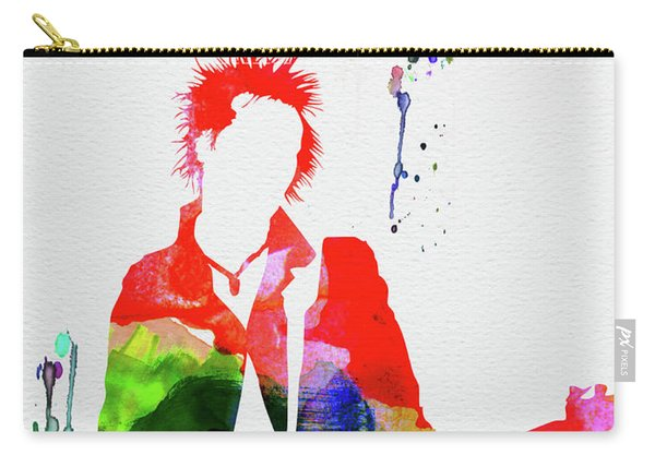 Sex Pistols Watercolor Carry-all Pouch