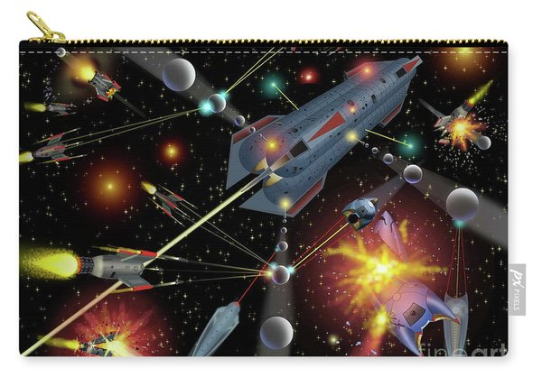 Sferogyls Space Battle Group Carry-all Pouch