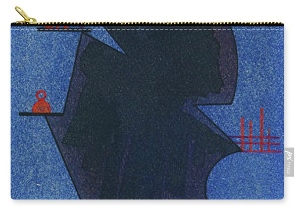 Shadow, 1931 Carry-all Pouch