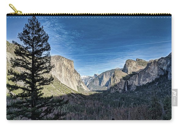 Shadows In The Valley Carry-all Pouch