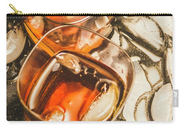 Shaken Not Stirred Carry-all Pouch