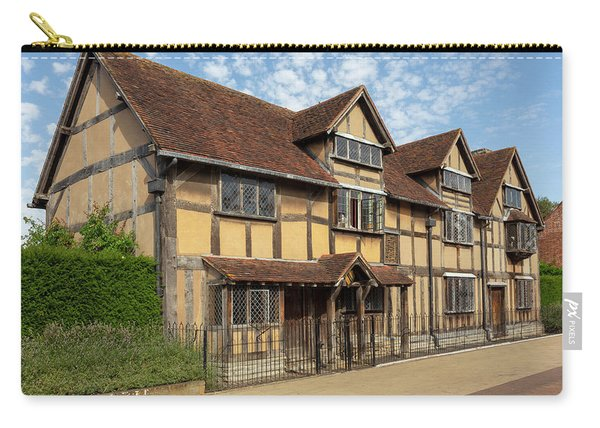 Shakespeares Birthplace Carry-all Pouch