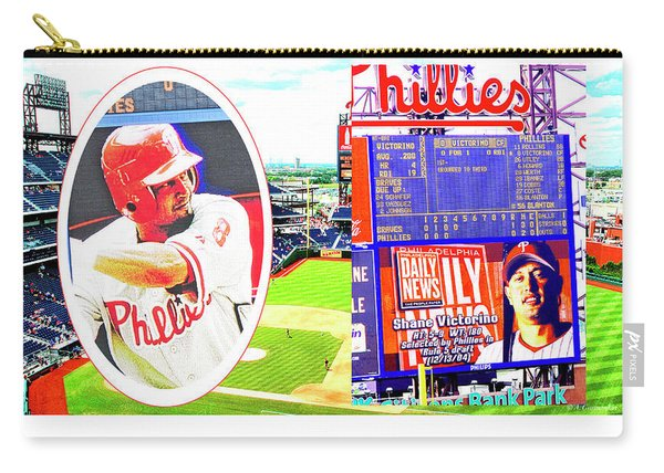 Shane Victorino, Philly Phan Phavorite Carry-all Pouch