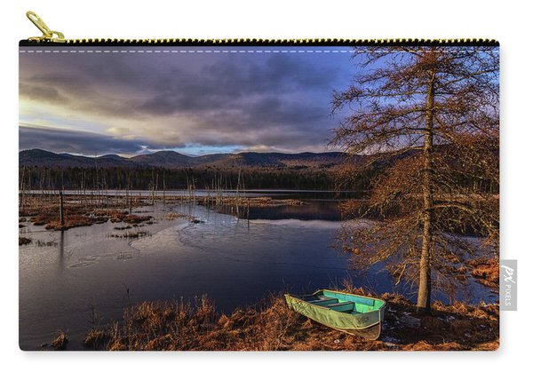 Shaw Pond Sunrise - Landscape Carry-all Pouch