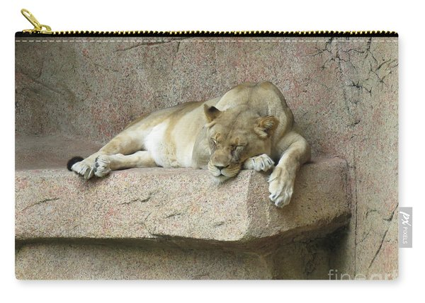 She Lion Carry-all Pouch