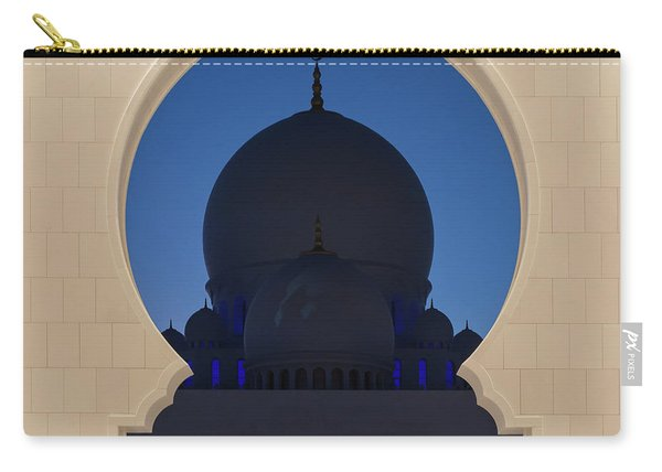 Sheikh Zayed Grand Mosque Carry-all Pouch