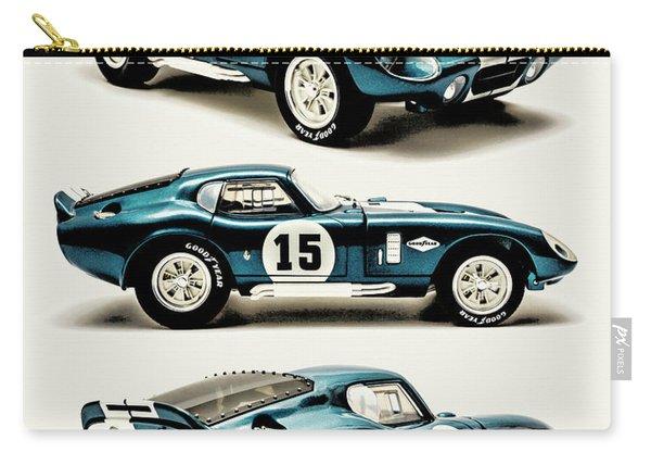 Shelby Cobra Daytona Carry-all Pouch