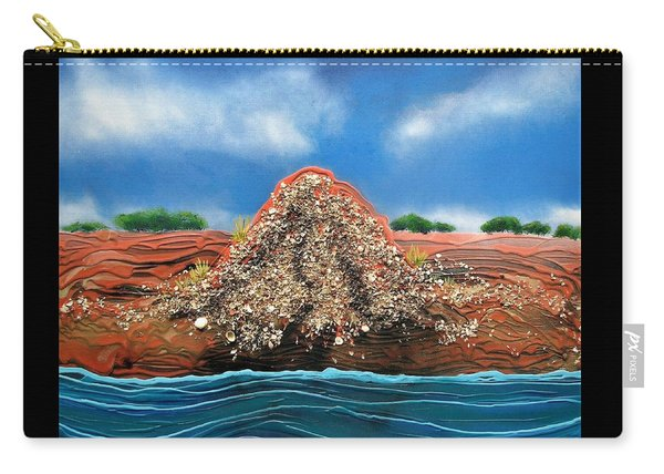 Shell Mound Carry-all Pouch