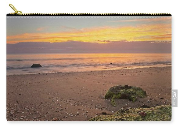 Shells On The Beach Carry-all Pouch