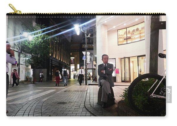Shinjuku Man Carry-all Pouch