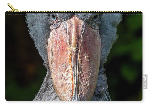 Shoe-billed Stork Carry-all Pouch