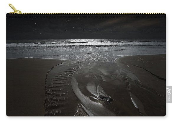Shore Of The Cosmic Ocean Carry-all Pouch