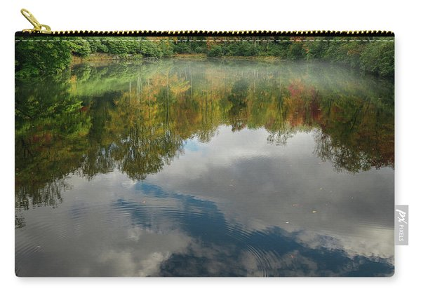 Sims Pond Blowing Rock North Carolina Carry-all Pouch