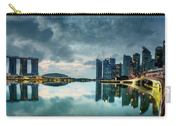 Singapore Lighst Carry-all Pouch