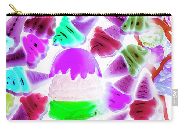 Sinking Into Sweet Uncertainty Carry-all Pouch