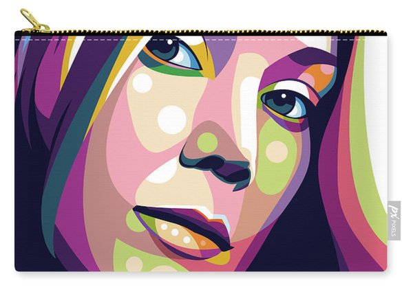 Sissy Spacek Carry-all Pouch