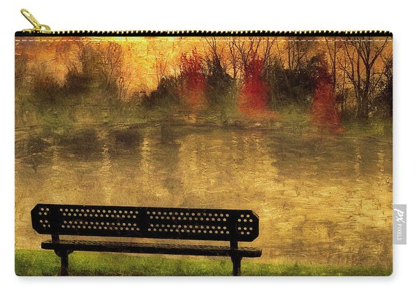 Sit And Admire Carry-all Pouch
