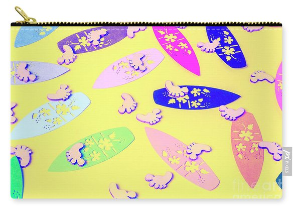 Sixties Surf Carry-all Pouch