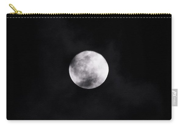 Skull Moon Carry-all Pouch