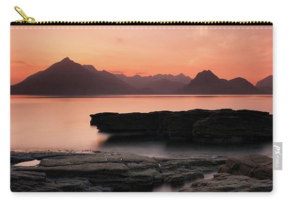 Skye Sunset Carry-all Pouch