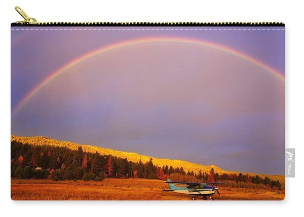 Skylane Rainbow Carry-all Pouch