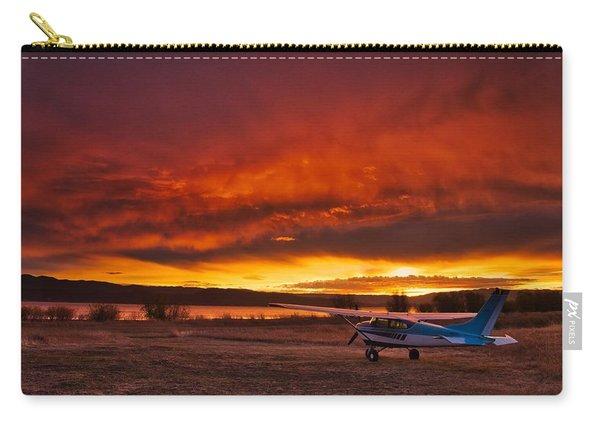 Skylane Sunrise Carry-all Pouch