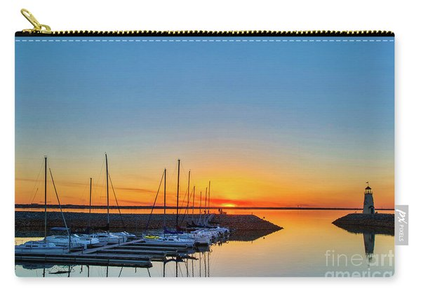 Sleeping Yachts Carry-all Pouch