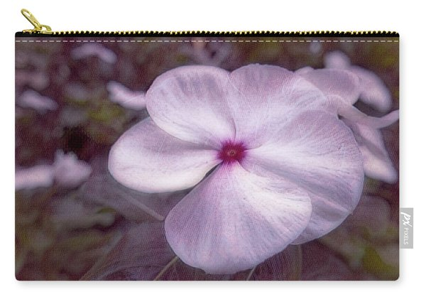 Small Flower Carry-all Pouch