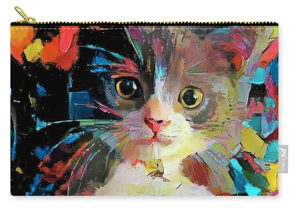Smart Kitty Carry-all Pouch