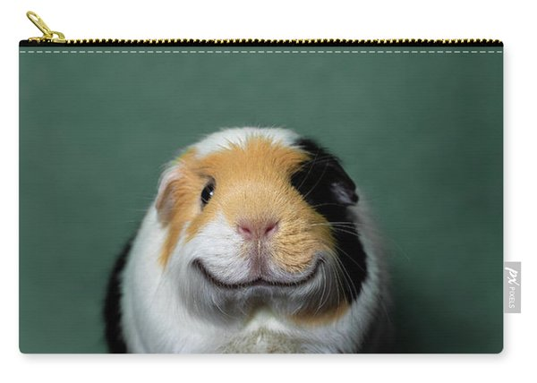 Guinea Pig Smile Carry-all Pouch