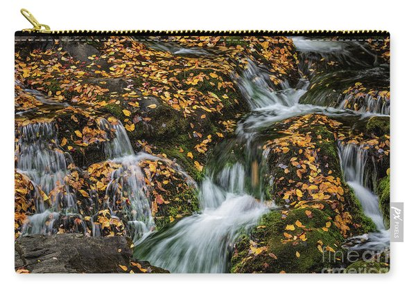 Smokey Mountain Falls Carry-all Pouch