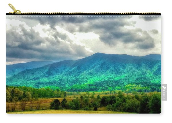 Smoky Mountain Farm Land Carry-all Pouch