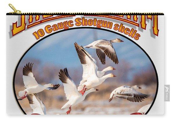 Snow Storm 10 Gauge Shotgun Shells Carry-all Pouch