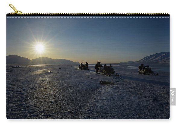 Snowmobile Expeditions Carry-all Pouch