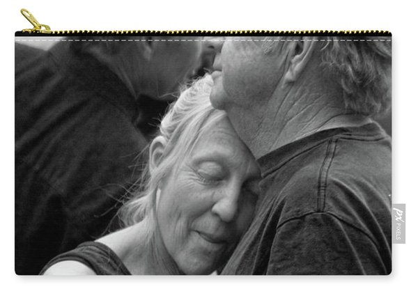 Carry-all Pouch featuring the photograph So Close by Catherine Sobredo