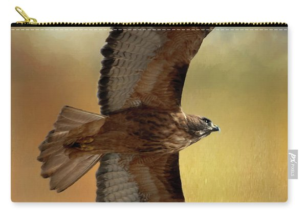 Soaring Hawk Carry-all Pouch