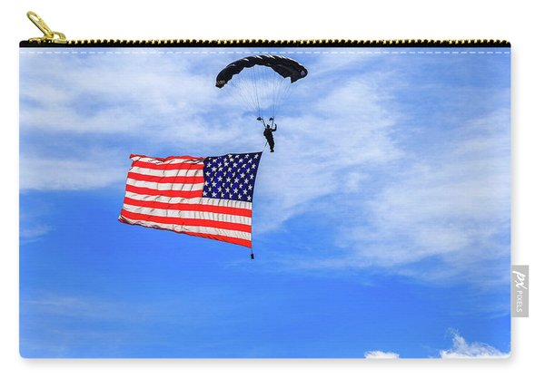 Socom Flag Jump Carry-all Pouch