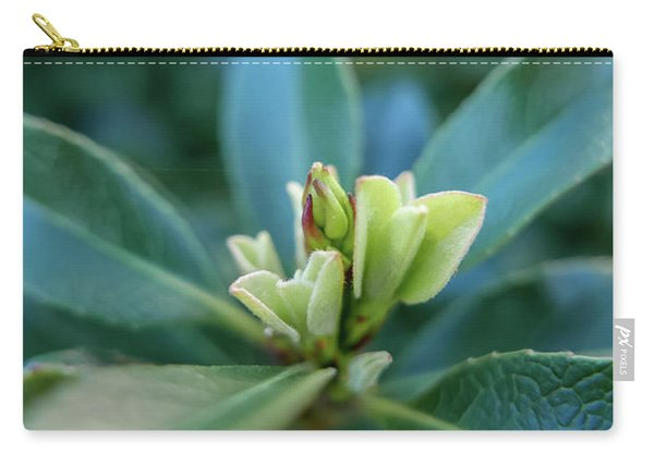 Softly Blooming Carry-all Pouch
