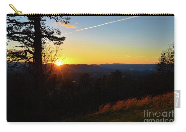 Solace And Pine Carry-all Pouch