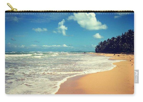 Solitude Beach Carry-all Pouch