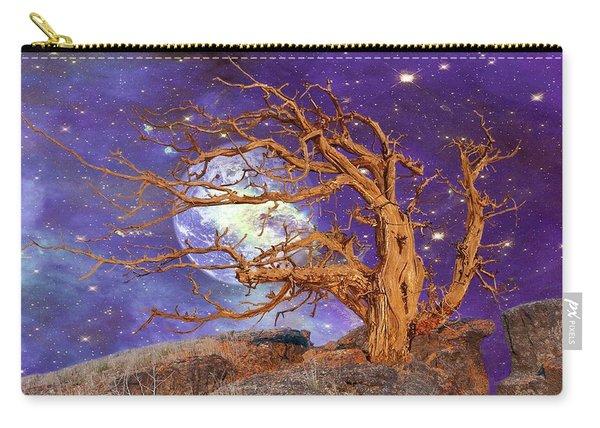 Somewhere In The Universe Carry-all Pouch