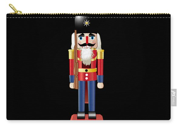 Son Of A Nutcracker Carry-all Pouch