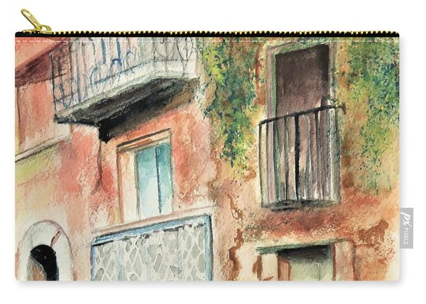 Sorrento Charm Carry-all Pouch