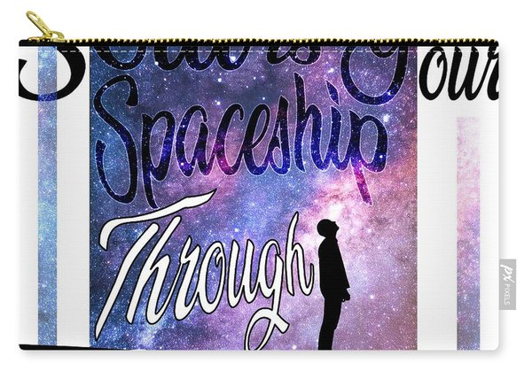 Soul Is Your Spaceship Carry-all Pouch