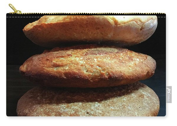 Sourdough Bread Stack 1 Carry-all Pouch