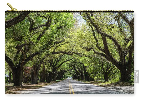 South Boundary Ave Aiken Sc Carry-all Pouch