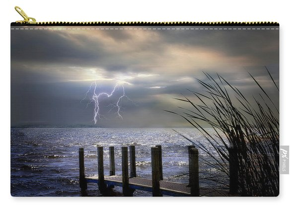 South Manistique Lake Michigan Carry-all Pouch