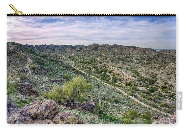 South Mountain Landscape Carry-all Pouch